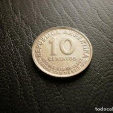 Monedas antiguas de América: ARGENTINA 10 CENTAVOS 1950. Lote 121927551