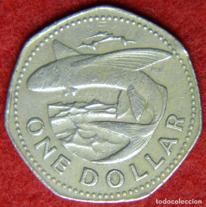 Barbados 1 Dollar 1979 Krause Km 141 Comprar Monedas