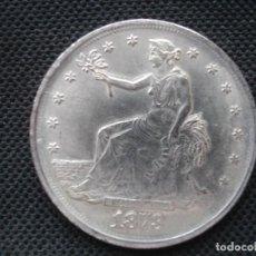 Monedas antiguas de América: 1 DOLLAR 1873. Lote 123396139