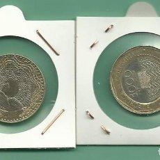 Monedas antiguas de América: COLOMBIA 1000 PESOS 2016. BIMETALICA. Lote 124147563