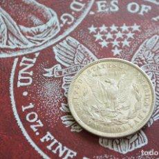 Monedas antiguas de América: EUA - SILVER DOLAR - MORGAN - 1921 - SC-. Lote 124821199
