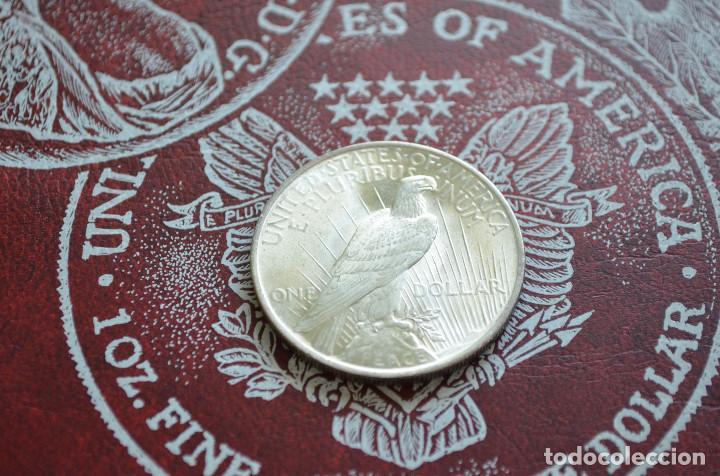 EUA - SILVER DOLAR - 1923 - SC- (Numismática - Extranjeras - América)
