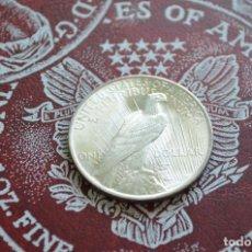 Monedas antiguas de América: EUA - SILVER DOLAR - 1923 - SC-. Lote 124822119