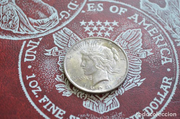 Monedas antiguas de América: EUA - SILVER DOLAR - 1923 - SC- - Foto 2 - 124822119