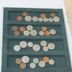 Monedas antiguas de América: 40 MONEDAS VARIADAS DE ESTADOS UNIDOS. Lote 125213343