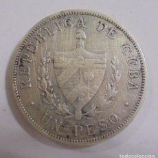 Monedas antiguas de América: MONEDA. CUBA. 1 PESO. 1915. VER. Lote 125263143