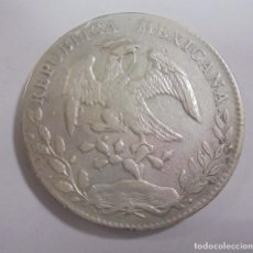 Monedas antiguas de América: MONEDA. GUANAJUATO. MEXICO. 8 REALES. 1895. VER. Lote 125400691
