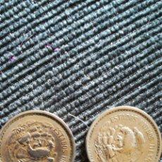 Monedas antiguas de América: MONEDA ESTADOS UNIDOS MEXICANOS 1936 1940. Lote 125935299