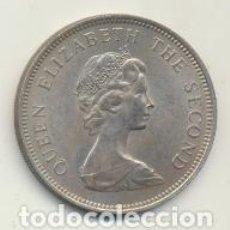 Monedas antiguas de América: JERSEY. 10 NEW PENCE. 1968. Lote 125940918