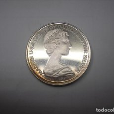 Monedas antiguas de América: CANADÁ, ONZA DE PLATA PURA DE 1987. ACUÑADA EN USA. . Lote 126245139