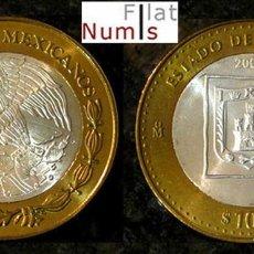 Monedas antiguas de América: MEJICO - 100 PESOS - 2003 - TLAXCALA - NO CIRCULADA. Lote 127857567