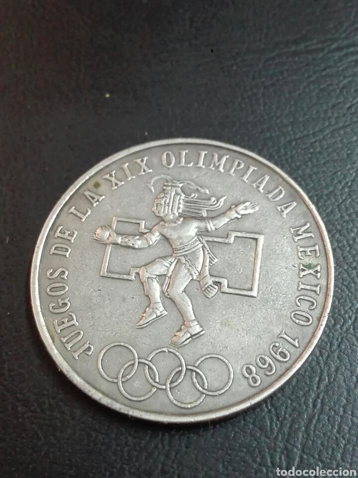 25 Pesos Mexicanos 1968 Juegos Olimpicos De Comprar Monedas