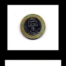 Monedas antiguas de América: REPUBLICA DOMINICANA 5 PESOS 2005.. Lote 130518202