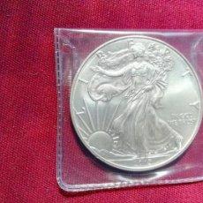 Monedas antiguas de América: ESTADOS UNIDOS. ONZA DE PLATA PURA DE 2013. Lote 155876713