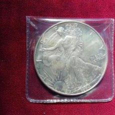 Monedas antiguas de América: ESTADOS UNIDOS. ONZA DE PLATA PURA DE 1994. SC. Lote 155876738