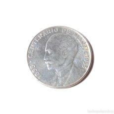 Monedas antiguas de América: CUBA 1 PESO PLATA 1953 CENTENARIO DE JOSE MARTI. Lote 132687378