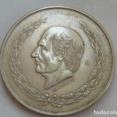Monedas antiguas de América: MONEDA DE PLATA DE 5 PESOS DE MEXICO DE 1951, HIDALGO CABEZA PEQUEÑA, PESA 27,9 GRAMOS. Lote 132704554