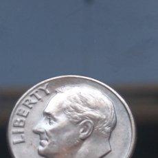 Monedas antiguas de América: 1 DIME EEUU 1988 D. Lote 132972197