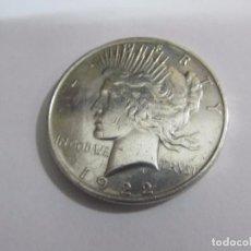 Monedas antiguas de América: MONEDA DE PLATA - 1 DOLAR ESTADOS UNIDOS DE 1922. Lote 133396078