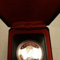 Monedas antiguas de América: DÓLAR PLATA CANADÁ 1977 . Lote 133681646