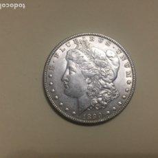 Monedas antiguas de América: CR MONEDA 1$ DE PLATA MORGAN 1899. Lote 134134171