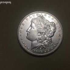 Monedas antiguas de América: CR MONEDA 1$ DE PLATA MORGAN 1890 LETRA CC. Lote 134134214