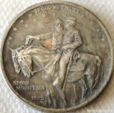 Monedas antiguas de América: MONEDA ANIVERSARIO STONE MOUNTAIN. GENERAL ROBERT E. LEE - GRANT. ½ DÓLAR. 1925. ESTADOS UNIDOS. Lote 134242758