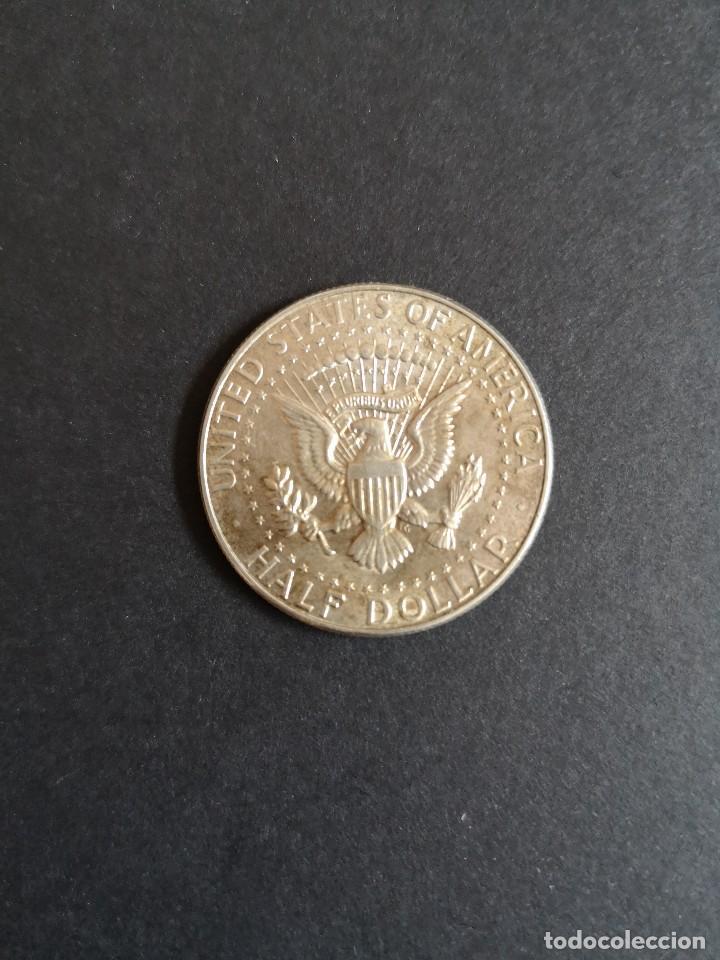 Monedas antiguas de América: USA MEDIO DÓLAR DE PLATA 1967 KENNEDY MUY BONITO - Foto 2 - 134486690
