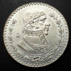 Monedas antiguas de América: MÉXICO. UN PESO 1957 (PRIMERO DE LA SERIE). Lote 137363512