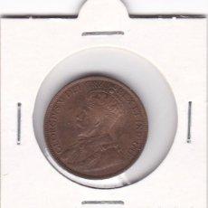 Monedas antiguas de América: BONITA MONEDA ONE CENT UN CENTAVO CANADA AÑO 1915 REY GEORGIUS V JORGE V +EBC VER FOTOGRAFIAS. Lote 137569182