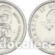 Monedas antiguas de América: CANADA 1 DOLAR (DOLLAR) PLATA 1958 BRITISH COLUMBIA TOTEM S/C. Lote 137769814