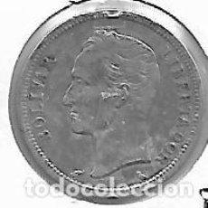Monedas antiguas de América: MONEDA PLATA VENEZUELA 1 BOLIVAR 1960 KM#37A. Lote 140076350