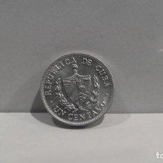 Monedas antiguas de América: MONEDA 1 CENTAVO CUBANO (CUBA) 1981. Lote 140513270