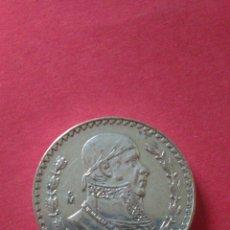 Monedas antiguas de América: MEXICO. 1 PESO DE 1966. 10% DE PLATA. 16 GR. DE PESO.. Lote 141533282