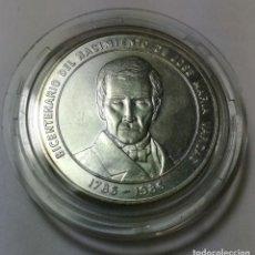 Monedas antiguas de América: MONEDA 100 BOLÍVARES VENEZUELA 1986. PLATA- BICENTENARIO DEL NACIMIENTO DE VARGAS. LEY 900. 31,10 GR. Lote 141612326
