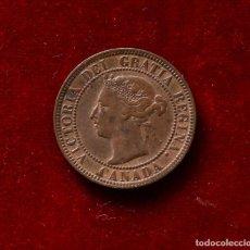 Monedas antiguas de América: 1 CENT 1896 CANADA. Lote 142356058