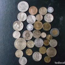 Monedas antiguas de América: COLECCION DE MONEDAS DE PERU MUCHISIMA VARIEDAD Y DECADAS . Lote 142751758