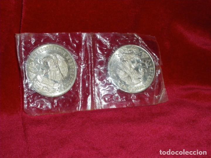 Juegos Olimpicos De Mexico 1968 Monedas De Plat Comprar Monedas