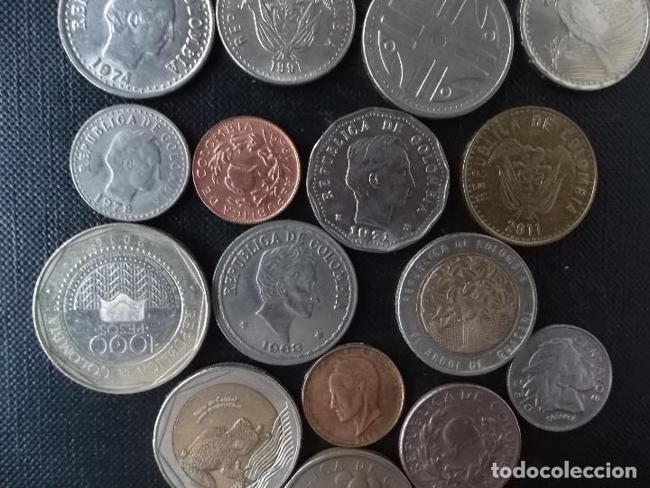 Monedas antiguas de América: coleccion de monedas de Colombia - Foto 4 - 142929478