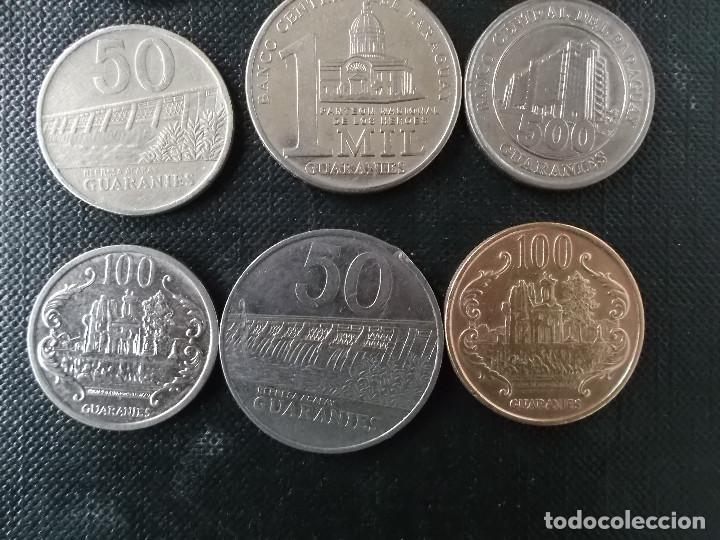 Monedas antiguas de América: colecion de monedas de Paraguay - Foto 6 - 143250814