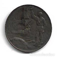 Monedas antiguas de América: ARGENTINA MEDALLA DEL CENTENARIO DE LA MARINA 1810-1910 ESTADO PERFECTO. Lote 18929605