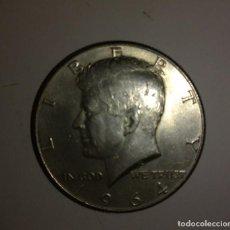 Monedas antiguas de América: 1/2DOLLAR KENNEDY DE PLATA DE 1964. Lote 143351766