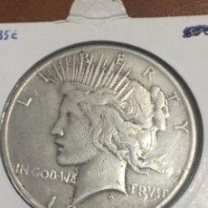 Monedas antiguas de América: ESTADOS UNIDOS DÓLAR DE PLATA LIBERTY 1922. Lote 144354822