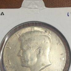 Monedas antiguas de América: ESTADOS UNIDOS MEDIO DÓLAR 1967 PLATA. Lote 144355025