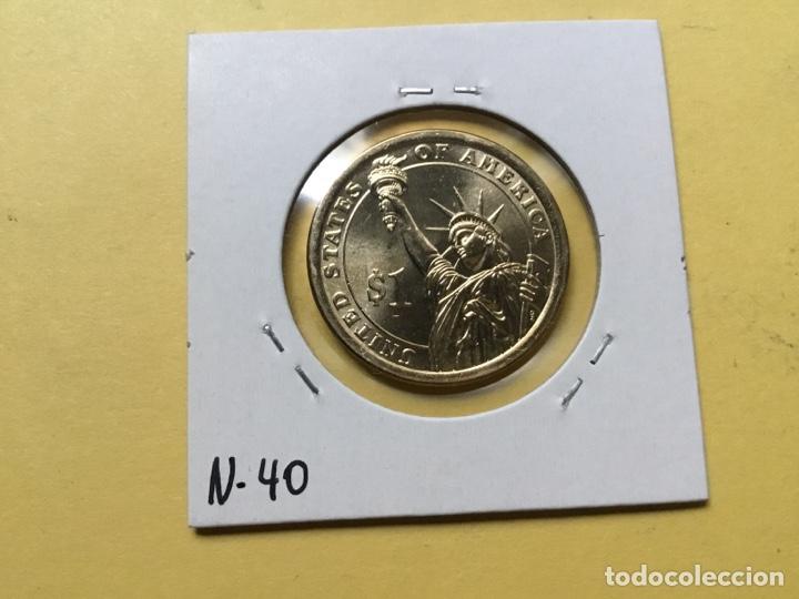 Monedas antiguas de América: N-40 ) EEUU,,1 Dólar 2016,,D,,RONALD REAGAN,, en estado Nuevo Sin Circular - Foto 2 - 144724210