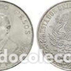 Monedas antiguas de América: MEXICO 25 PESOS 1972 PLATA S/C. Lote 146606177