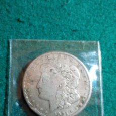 Monedas antiguas de América: DOLAR MORGAN 1921. Lote 146791492