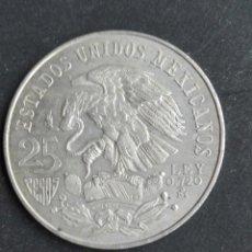 Monedas antiguas de América: 25 PESOS ESTADOS UNIDOS MEXICANOS 1986. Lote 147277306