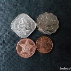 Monedas antiguas de América: MONEDAS DE ISLAS BAHAMAS . Lote 147724334