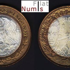 Monedas antiguas de América: MEJICO - 100 PESOS - 2006 - GUERRERO - NO CIRCULADA. Lote 147744726